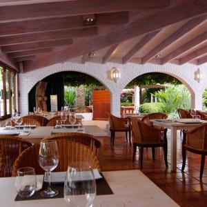 restaurang på Mallorca